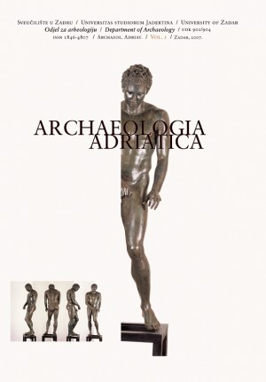 logo Archaeologica Adriatica