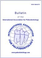 logo Bulletin of the International Association for Paleodontology