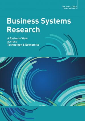 Business Systems Research International Journal Of The Society For Advancing Innovation And Research In Economy