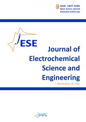 logo Journal of Electrochemical Science and Engineering