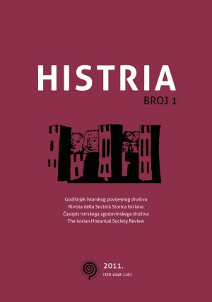 logo HISTRIA The Istrian Historical Society Review