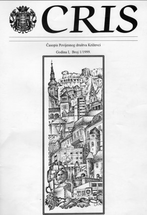 logo Cris: Journal of the Historical Society of Križevci
