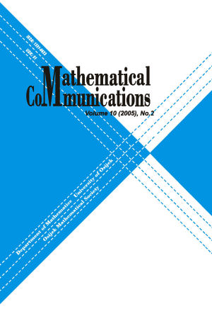 logo Mathematical Communications