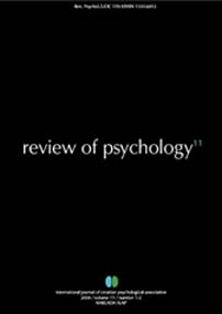 logo Review of Psychology