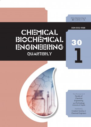 logo Chemical and Biochemical Engineering Quarterly