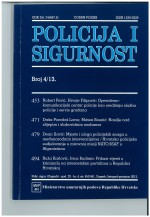 Police and Security,Vol. 22 No. 4/2013