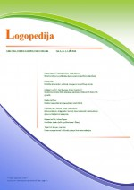 Logopedija,Vol.2 No.1