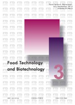 Food Technology and Biotechnology,Vol. 52 No. 3