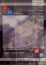 Croatian Journal of Education : Hrvatski časopis za odgoj i obrazovanje,Vol. 16 No. 4