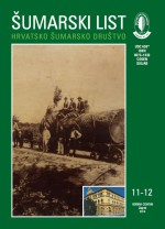 Šumarski list,Vol. 138 No. 11-12