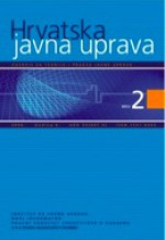 Croatian and comparative public administration : a journal for theory and practice of public administration,Vol. 6 No. 2