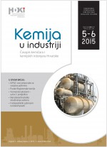 Chemistry in Industry : Journal of Chemists and Chemical Engineers,Vol. 64 No. 5-6
