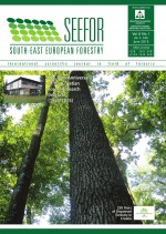 South-east European forestry,Vol.6 No.1