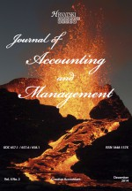 Journal of Accounting and Management,Vol. IV No. 2