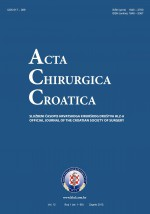 Acta chirurgica Croatica,Vol. 12 No. 1