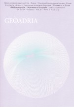 Geoadria,Vol.20 No.1