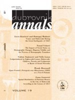 Dubrovnik annals,No. 19