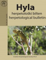 Hyla : Herpetological bulletin,Vol.2015 No.1