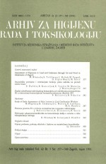 Archives of Industrial Hygiene and Toxicology,Vol. 42 No. 3