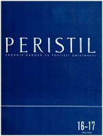 Peristil : Scholarly Journal of Art History,Vol. 16-17 No. 1