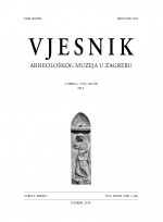 Journal of the Archaeological Museum in Zagreb,Vol. 48 No. 1