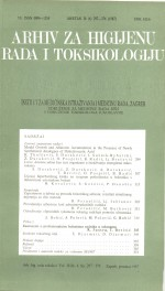 Archives of Industrial Hygiene and Toxicology,Vol. 38 No. 4