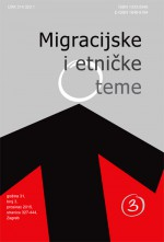Migration and Ethnic Themes,Vol. 31 No. 3