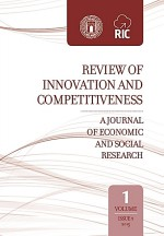 Review of Innovation and Competitiveness : A Journal of Economic and Social Research,Vol.1 No.1