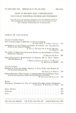 Archives of Industrial Hygiene and Toxicology,Vol. 34 No. 3