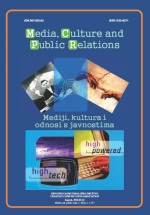 Media, culture and public relations,Vol. 7 No. 1