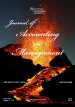 Journal of Accounting and Management,Vol. VI No. 1