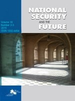 National security and the future,Vol. 16 No. 2-3
