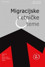 Migration and Ethnic Themes,Vol. 32 No. 2