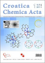 Croatica Chemica Acta,Vol. 90 No. 1