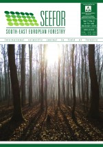 South-east European forestry,Vol.7 No.2