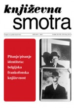Knjizevna smotra : Journal of World Literature,Vol. 48 No. 180(2)