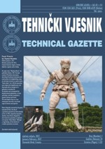 Technical gazette,Vol. 24 No. 1