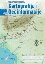 Cartography and geoinformation,Vol. 15 No. 26