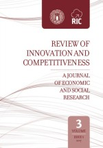 Review of Innovation and Competitiveness : A Journal of Economic and Social Research,Vol.3 No.1