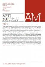 Arti musices : Croatian Musicological Review,Vol.48 No.1