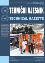 Tehnički vjesnik,Vol.24 No.Supplement 2