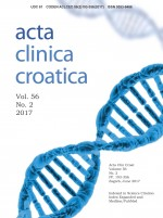 Acta clinica Croatica,Vol. 56. No. 2.