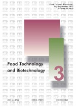 Food Technology and Biotechnology,Vol. 55 No. 3