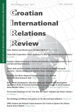 Croatian International Relations Review,Vol. 23 No. 79