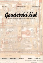 Geodetski list,Vol. 71 (94) No. 2