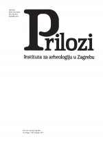 Contributions of Institute of Archaeology in Zagreb,Vol. 34 No. -