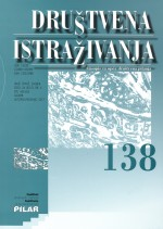 Društvena istraživanja : Journal for General Social Issues,Vol. 26 No. 4