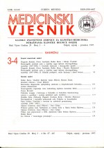 Medicinski vjesnik,Vol.29 No.(1-2)