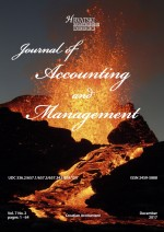 Journal of Accounting and Management,Vol. VII No. 2
