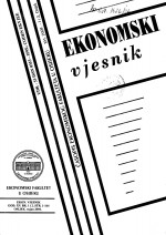 Ekonomski vjesnik : Review of Contemporary Entrepreneurship, Business, and Economic Issues,Vol. XVI No. 1-2